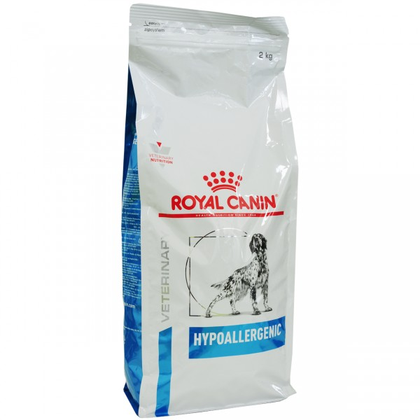 Royal Canin Hund hypoallergenic 2kg