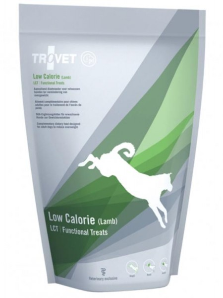 Trovet Low Calorie Treat LCT Hund