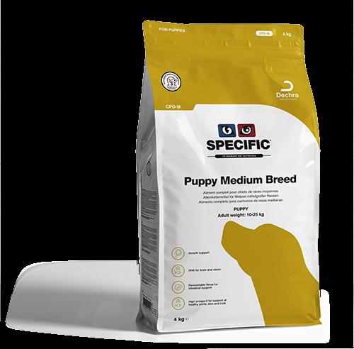 Specific CPD-M puppy medium breed 4kg