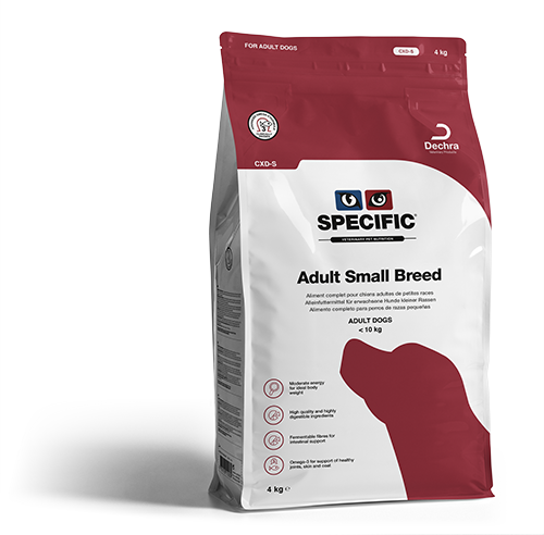 Specific CXD-S adult small breed 4kg
